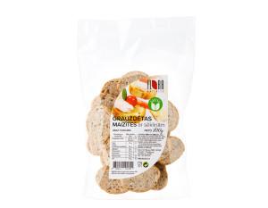 Grauzdētas maizītes ar sēkliņām 100 g