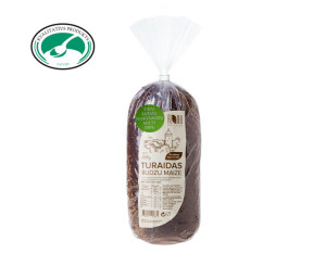 Turaidas rudzu maize 700g - maiznīca Flora