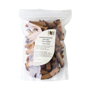 Saldskābmaizes ķiploku grauzdiņi 500g