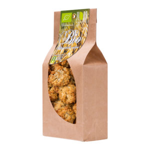 BIO rolled oat cookies 300g