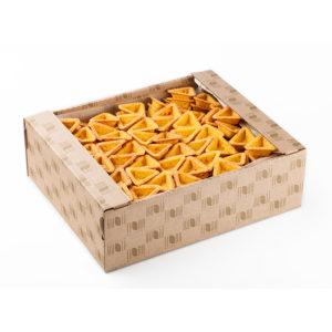 Dreieckige Käseteigschalen für Salat 380 Stück, 2.4kg