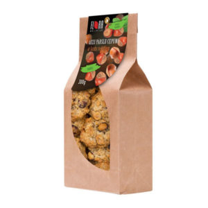 Rolled oat cookies with hazelnuts 300g