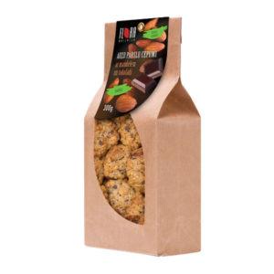 Haferflockenkekse mit Mandeln und Schokolade  300 g