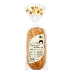 Baltmaize ar sviestu 300g
