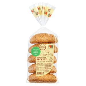 Brokastu maizītes 5 gab., 250g