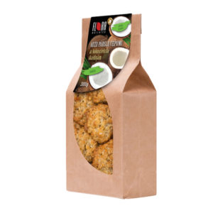 Rolled oat cookies with coconut chips 300g