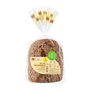 Sējas saldskābā maize ar briedinātiem rudzu graudiem 300 g