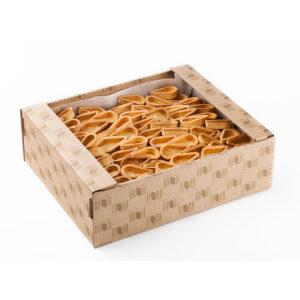 Tropfenförmige Butterteigschalen für salzige und süße Füllungen 380 Stück, 2.3kg