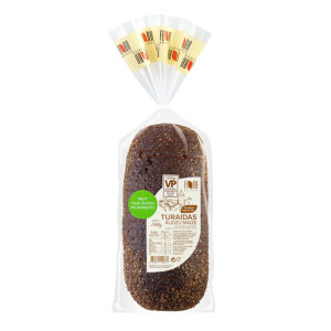 Turaidas rudzu maize 700g