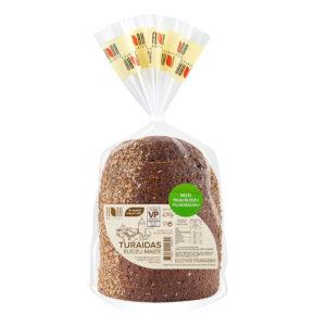 Turaidas rudzu maize 320g