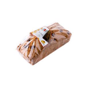 Kēkss ar riekstiem                un šokolādes gabaliņiem   400g