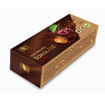 Auzu kraukšķi šokolādē ar ķiršiem 170g