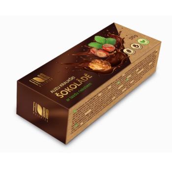 Auzu kraukšķi šokolādē ar lazdu riekstiem 170g